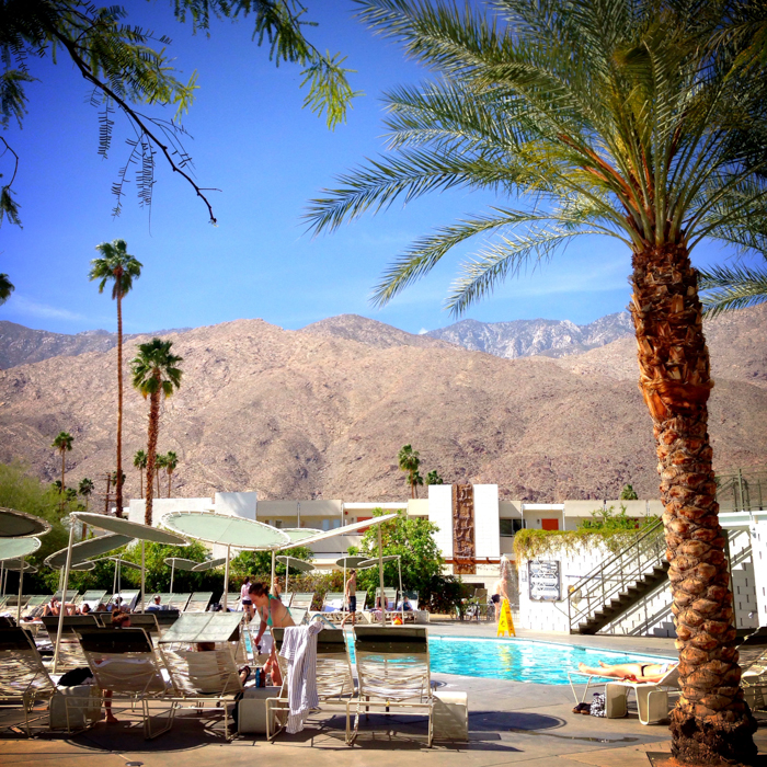 The Ace Motel in Palm Springs CA. #swoon.